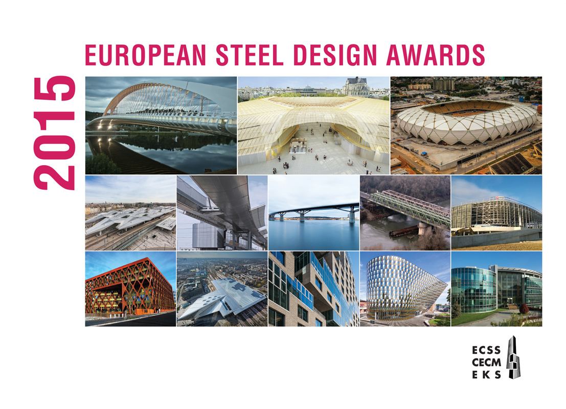 European Steel Design Awards 2015